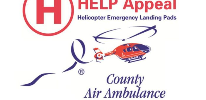 County Air Ambulance Trust – Help Appeal